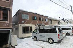 [テラスハウス] 北海道札幌市東区北二十四条東14丁目 の賃貸【/】の外観