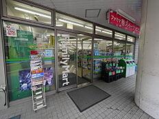 ファミリーマート杉並富士見ヶ丘駅前店:徒歩2分(150m)