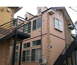 神奈川県横浜市神奈川区鳥越の賃貸アパートの外観