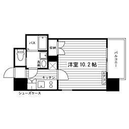 Grand E'terna 岡山II[11階]の間取り