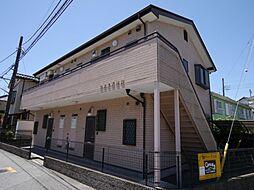 コスモ天神山[102号室]の外観