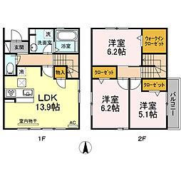 米野駅 16.5万円