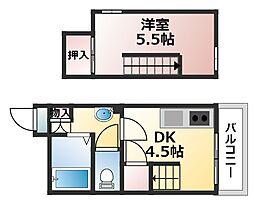 我孫子町駅 4.7万円