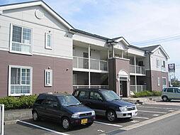 新潟県新潟市北区石動2丁目の賃貸アパートの外観