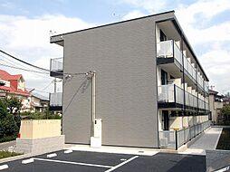 埼玉県さいたま市浦和区木崎4丁目の賃貸アパートの外観