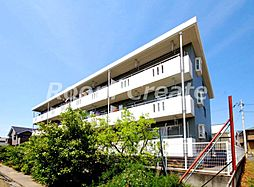 徳島県徳島市昭和町6丁目の賃貸マンションの外観