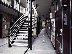 レオパレス長居公園[105号室]の外観