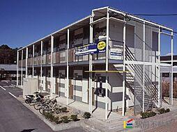 レオパレス立願寺壱番館[106号室]の外観