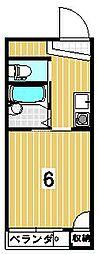 [テラスハウス] 京都府京都市左京区吉田下阿達町 の賃貸【/】の間取り