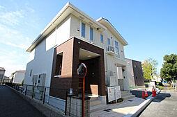 愛知県名古屋市南区天白町4丁目の賃貸アパートの外観