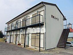 浜崎ハイツ[1階]の外観