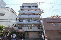 大阪府大阪市此花区西九条2丁目の賃貸マンションの外観
