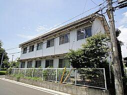 中嶋アパート[201号室]の外観