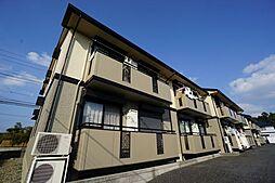 千葉県千葉市緑区おゆみ野中央7の賃貸アパートの外観