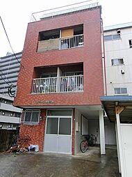 オーリン4号ビル[4階]の外観