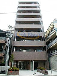 大阪府大阪市北区同心2丁目の賃貸マンションの外観