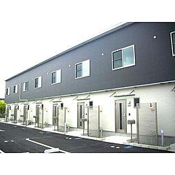 [テラスハウス] 静岡県浜松市中区花川町 の賃貸【/】の外観