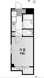 司コーポ[2階]の間取り