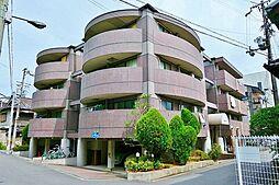 コージーハイツ恵門[1階]の外観