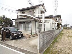 [一戸建] 愛媛県松山市久保田町 の賃貸【/】の外観