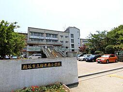 埼玉県越谷市下間久里の賃貸アパートの外観
