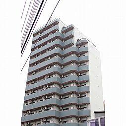 コスモ亀有V[15階]の外観