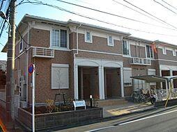 東京都葛飾区奥戸9丁目の賃貸アパートの外観