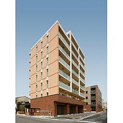 福岡県北九州市小倉北区紺屋町の賃貸マンションの外観