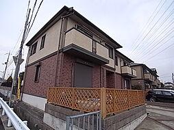 兵庫県神戸市西区玉津町水谷2丁目の賃貸アパートの外観