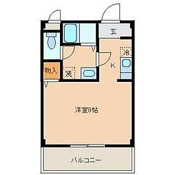 喜多山駅 3.4万円