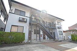 愛知県名古屋市守山区桔梗平1の賃貸アパートの外観