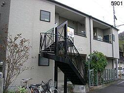 白石ハウス[202 号室号室]の外観