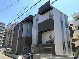 アンピオ次郎丸弐番館[105号室号室]の外観