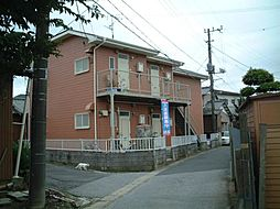 メゾン新川田[203号室]の外観
