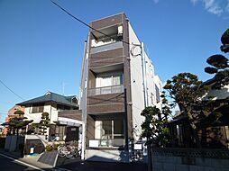 東京都板橋区赤塚7丁目の賃貸マンションの外観