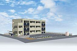 三反田町新築マンション(仮[3階]の外観