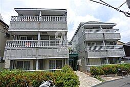 兵庫県神戸市須磨区月見山本町2丁目の賃貸マンションの外観