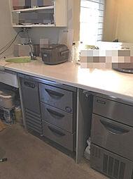 1F店舗内厨房