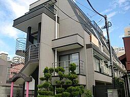 東京都足立区千住寿町の賃貸マンションの外観