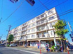 美鈴マンション[4階]の外観