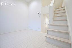 春日井市関田町二丁目デザイナーズ[2階]の外観