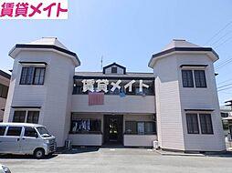 田端マンション[1階]の外観