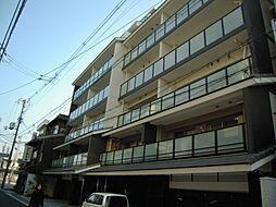 イーグルコート三条京阪[1階]の外観
