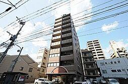 福岡県北九州市小倉北区原町2丁目の賃貸マンションの外観