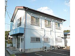 ビラ鴨志田[2階]の外観
