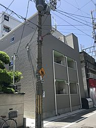 大阪府大阪市住之江区中加賀屋3丁目の賃貸アパートの外観