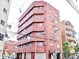 マンション華[5階]の外観