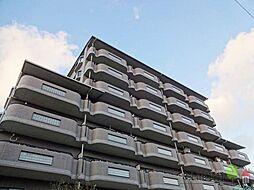 大阪府大阪市住吉区苅田1丁目の賃貸マンションの外観