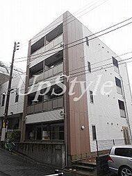 東京都北区岸町2丁目の賃貸マンションの外観