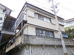 川崎アパート[202号室]の外観